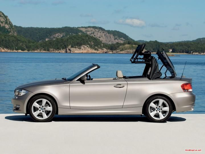 Bmw 1 Series Cabrio Cars I Had Have Oldtimers