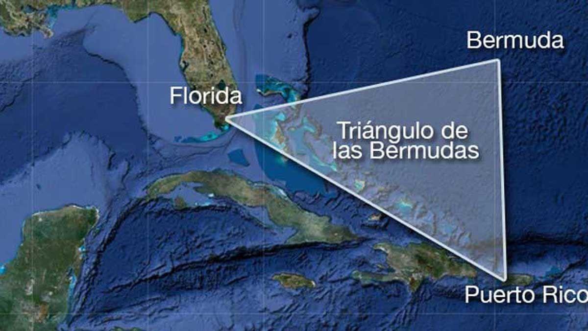 Hay más cosas en el cielo y en la Tierra ...: Más de 70 naves han desaparecido en el Triángulo d...