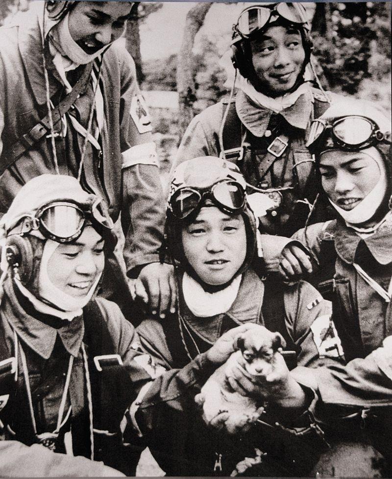 72nd Shinbu 1945 Kamikaze - Kamikaze - Wikipedia