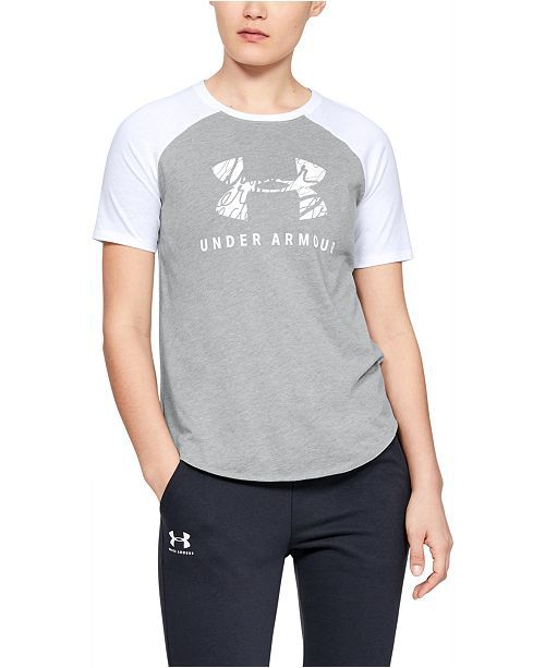 Photo of Under Armour Women's Fit Kit Baseball TShirt & Reviews – Women – Macy's