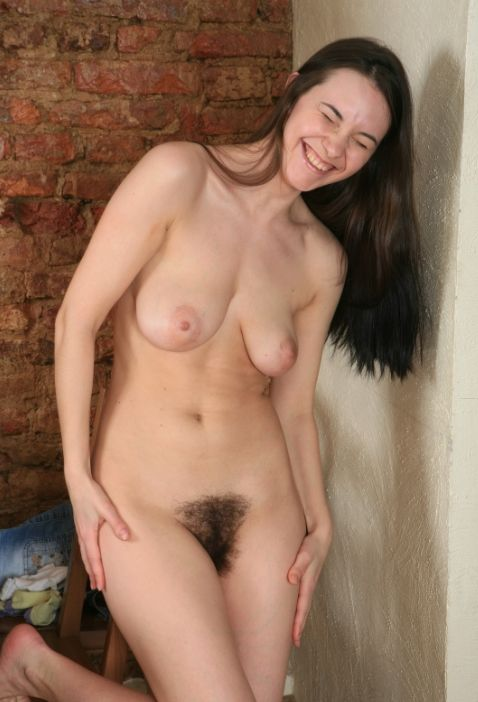Saggy, Empty, Ugly Boobs On Skinny Gals  Nudism-9299