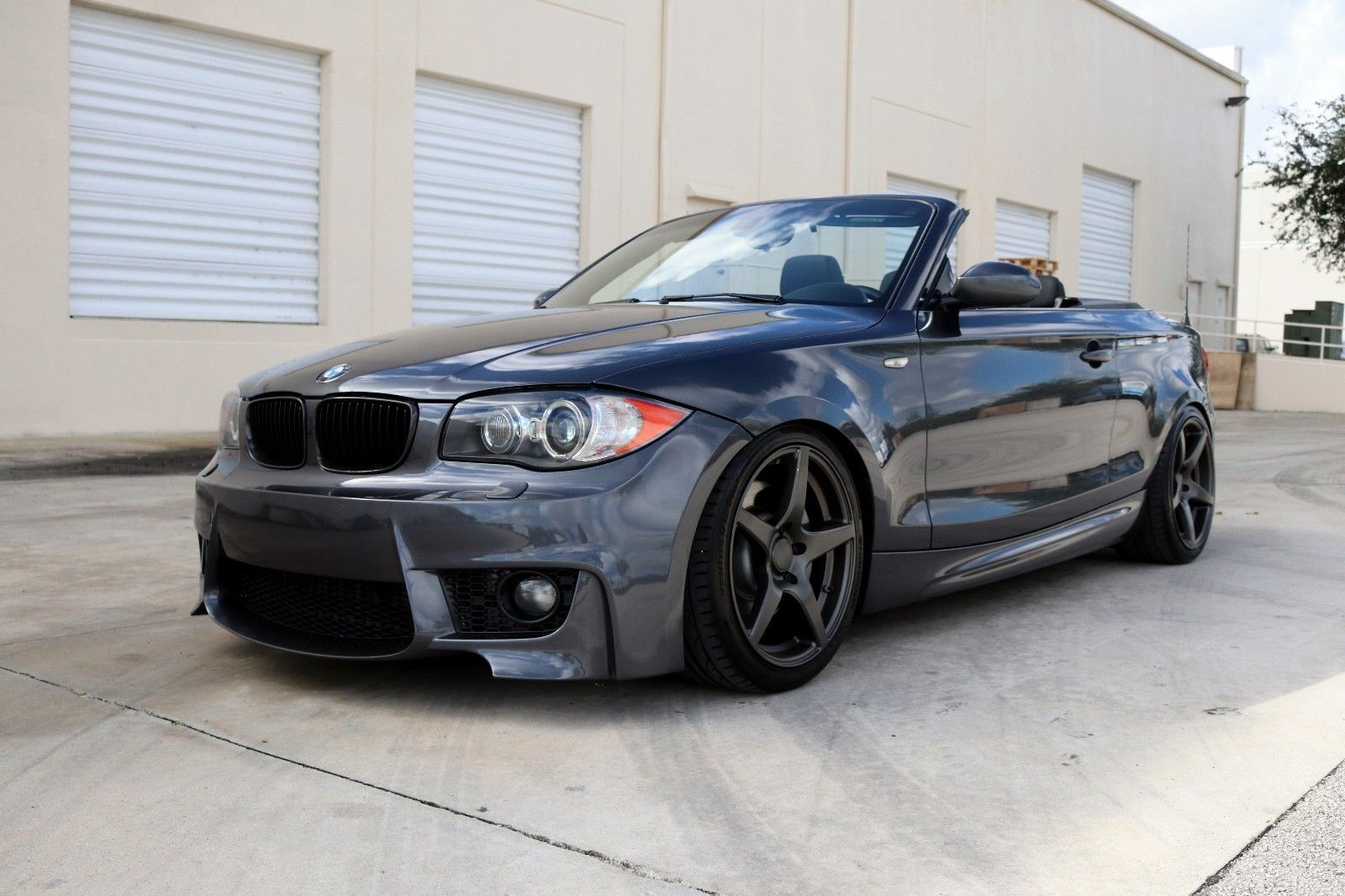 2008 Bmw 1 Series Convertible 135i 1 Owner 2008 Bmw 1 Series