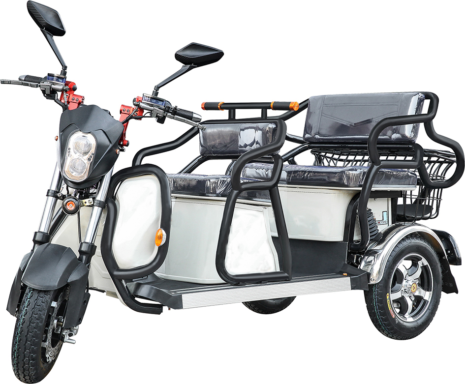 Hot Sale In Russian Small Electric Tricycle For Sale Rickshaw