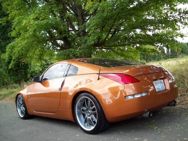 Classic 350z In Lemans Sunset My Favorite Hot Cars Dream Cars Cars