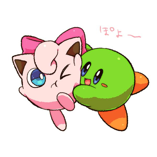 Jigglypuff And Kirby Super Smash Bros Pinterest Super Smash