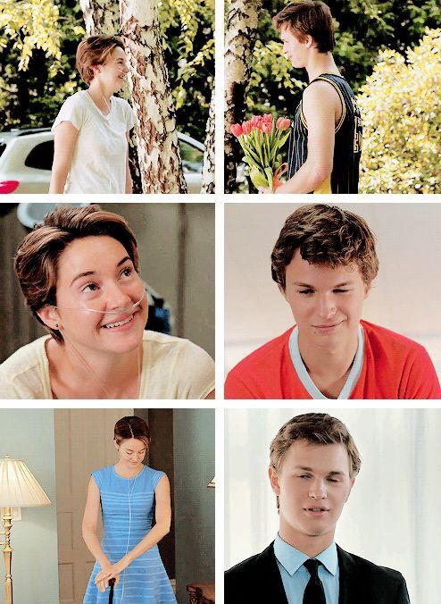 Fault in our stars ;)