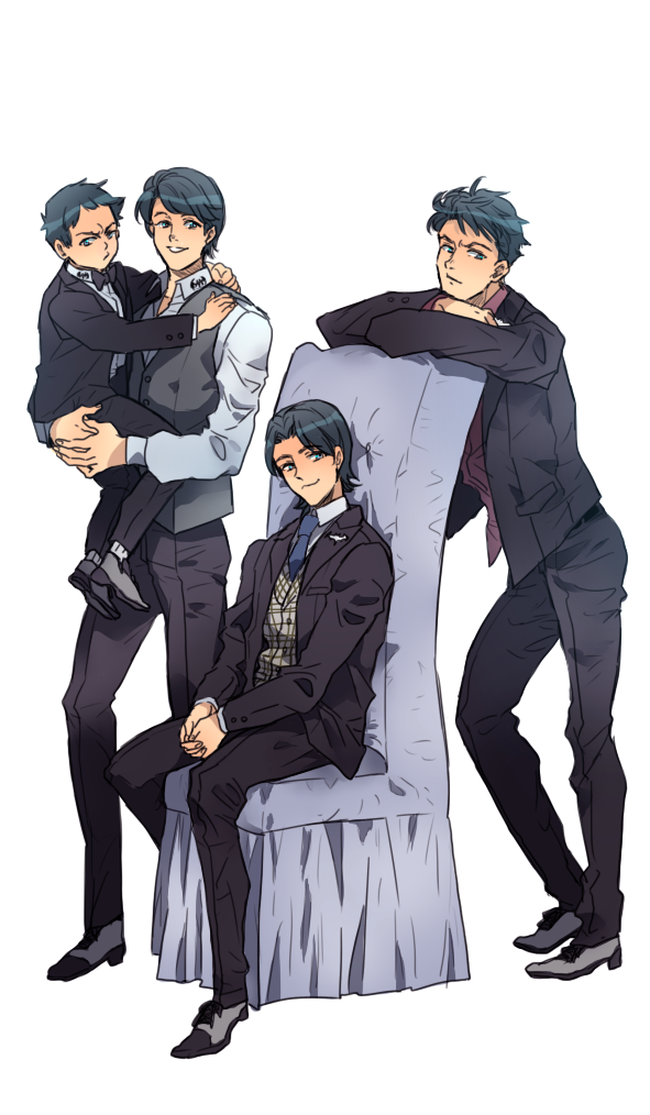 jaybru1: batfamily | DC | Batman family, Bat family, Nightwing