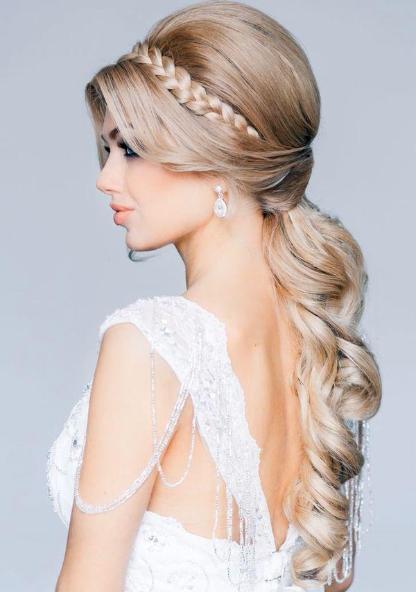 Wedding Hairstyles 2014
