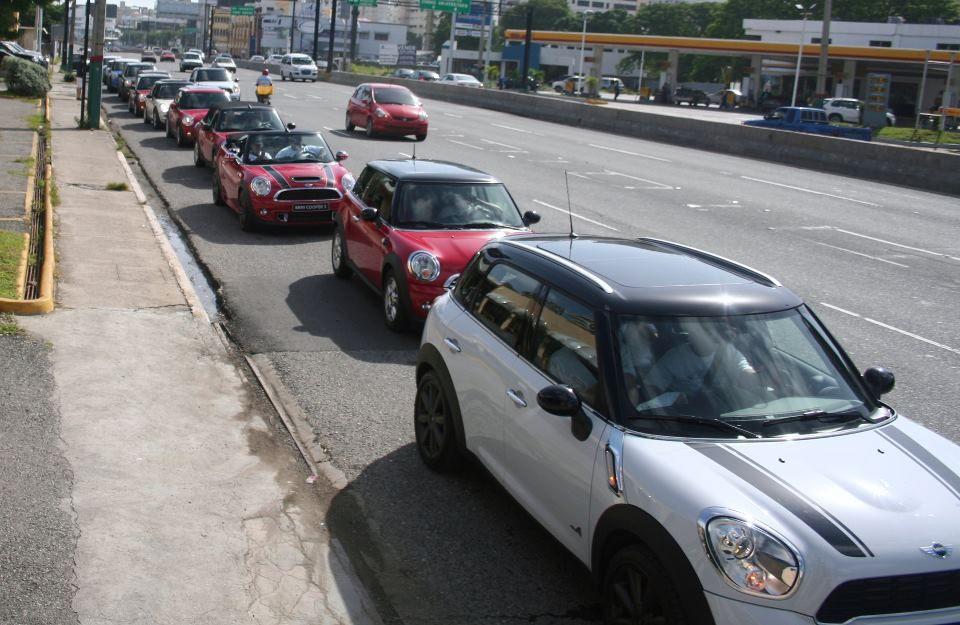 MINI Attack II - viaje desde Santo Domingo hasta El Portillo, Las Terrenas. República Dominicana