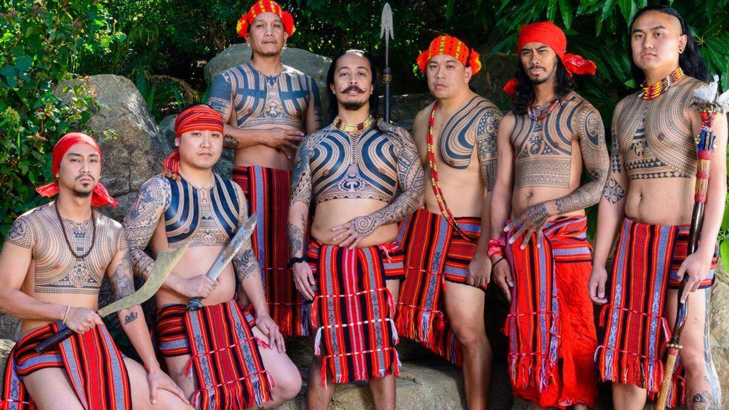 Reviving Filipino tribal tattoo art Filipino tattoos