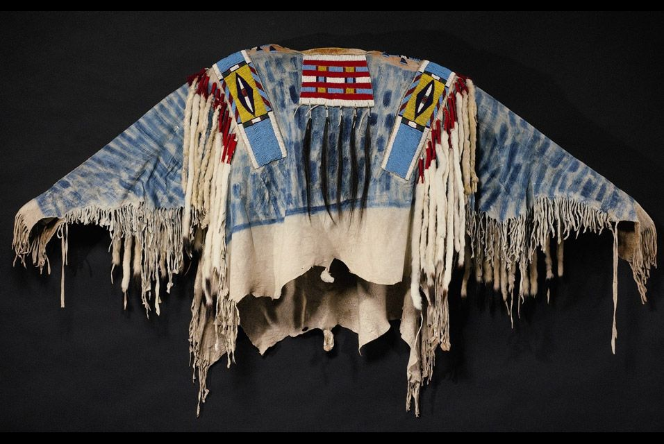 NEW YORK, NY.- On 16 May 2012 Sotheby's will present the annual sale of American Indian Art in New York. The auction will be led by An Important Nez Percé Beaded And Fringed Hide War Shirt which once belonged to Chief Joseph – the last of the great Native American warrior chiefs who became a defiant advocate for the Nez Percé after they were defeated by the American army