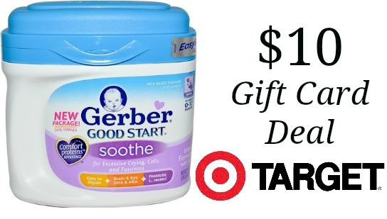 photo regarding Gerber Printable Coupons identify Printable Gerber Discount coupons $10 Present Card Package deal upon Boy or girl System