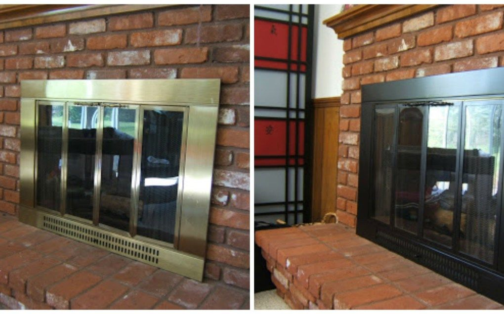 How To Update Your Fireplace 4 Easy Ideas Decorating Fireplace