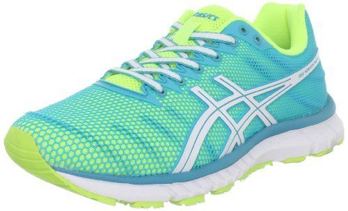 ASICS Women's Gel Speedstar 6 Running Shoe,Limeade/White/Turquoise,8 M