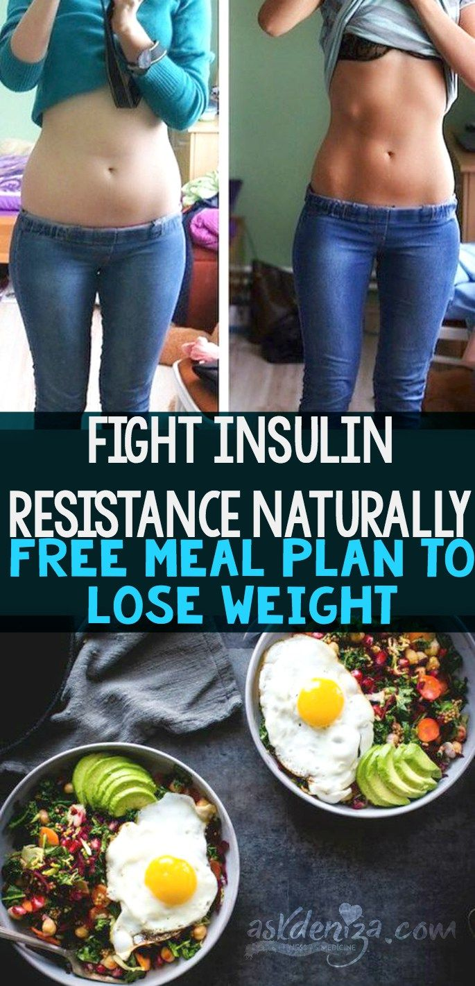 """""""This Meal Plan Is My """"Insulin Reset"""". Reset All Your"""