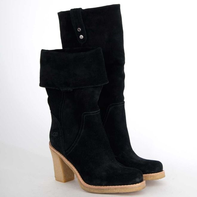 c4e580afa26 Ugg Josie Boot in Black was 250, now $125 | Ugg | Ugg boots, Boots ...