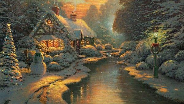 Christmas 1920x1080 Wallpaper Desktop Wallpapers Hd Free