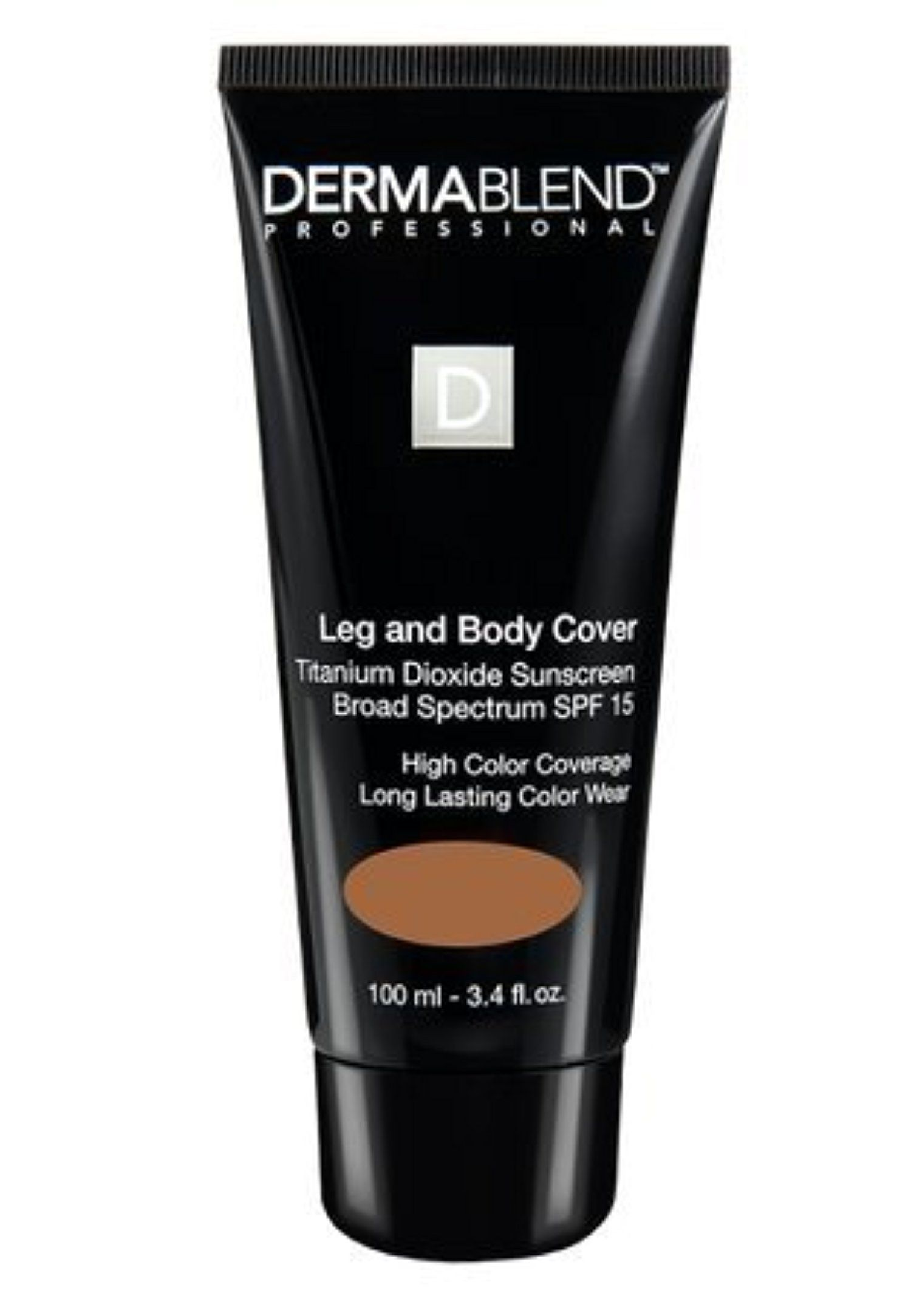 Dermablend Professional Leg & Body Cover Foundation 3.4