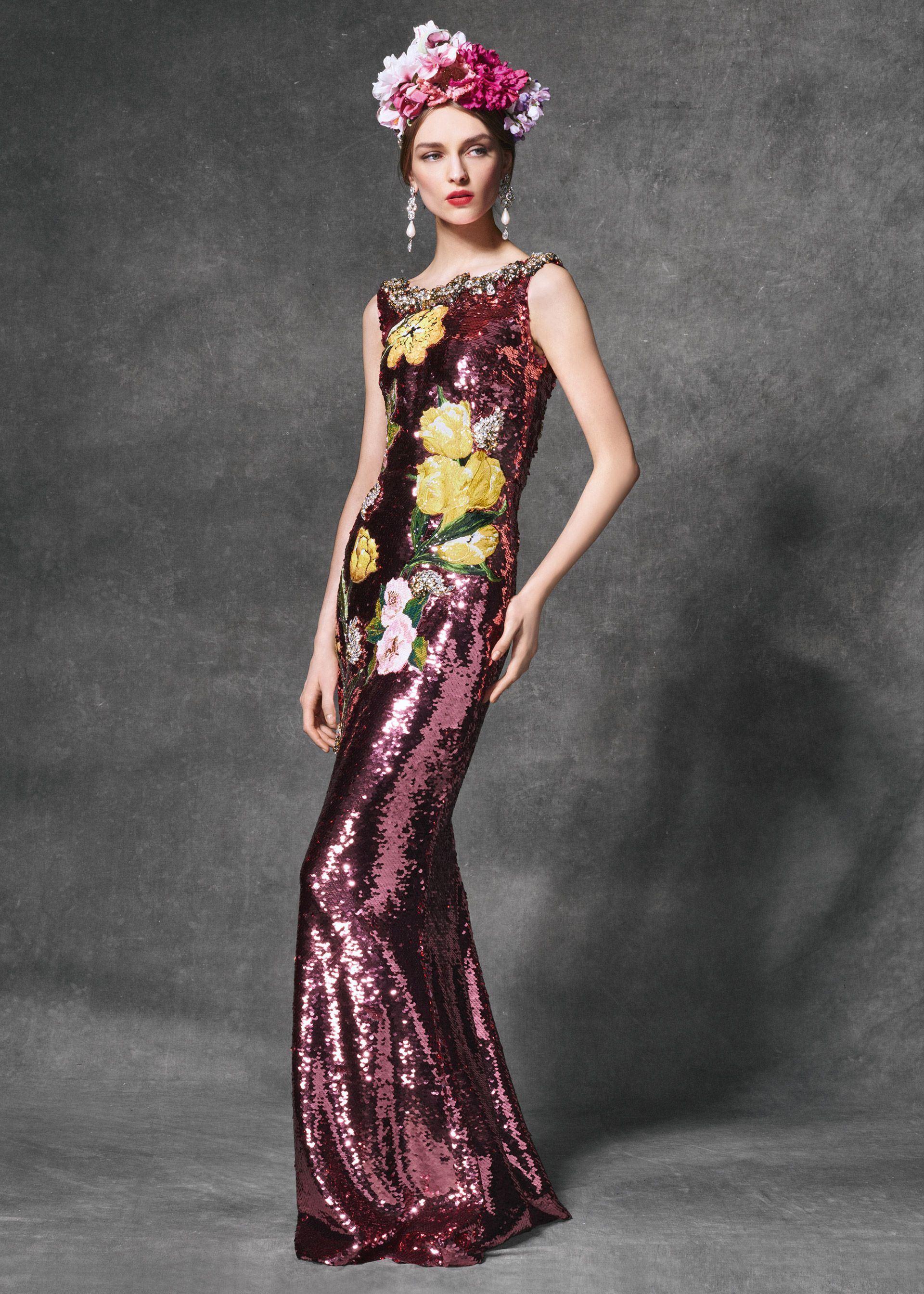 4fd83b5e Discover the new Dolce & Gabbana Women's Evening Collection for Fall Winter  2016 2017 and get inspired.