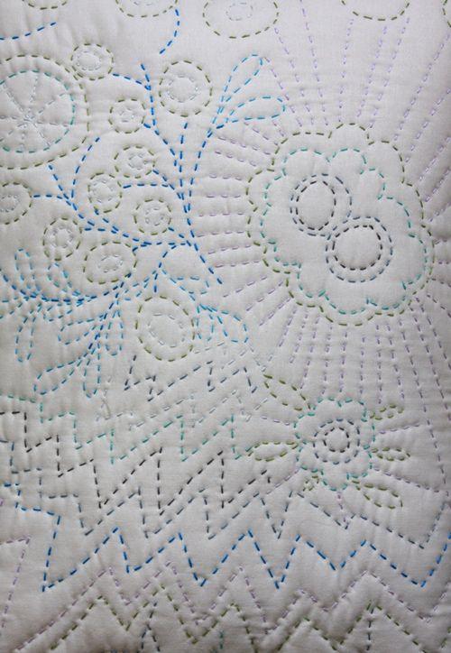 landscape | patchwork patrones | Pinterest | Bordado, Costura y ...