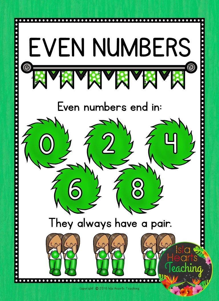 Odd and Even Numbers | Number worksheets, Worksheets and Maths