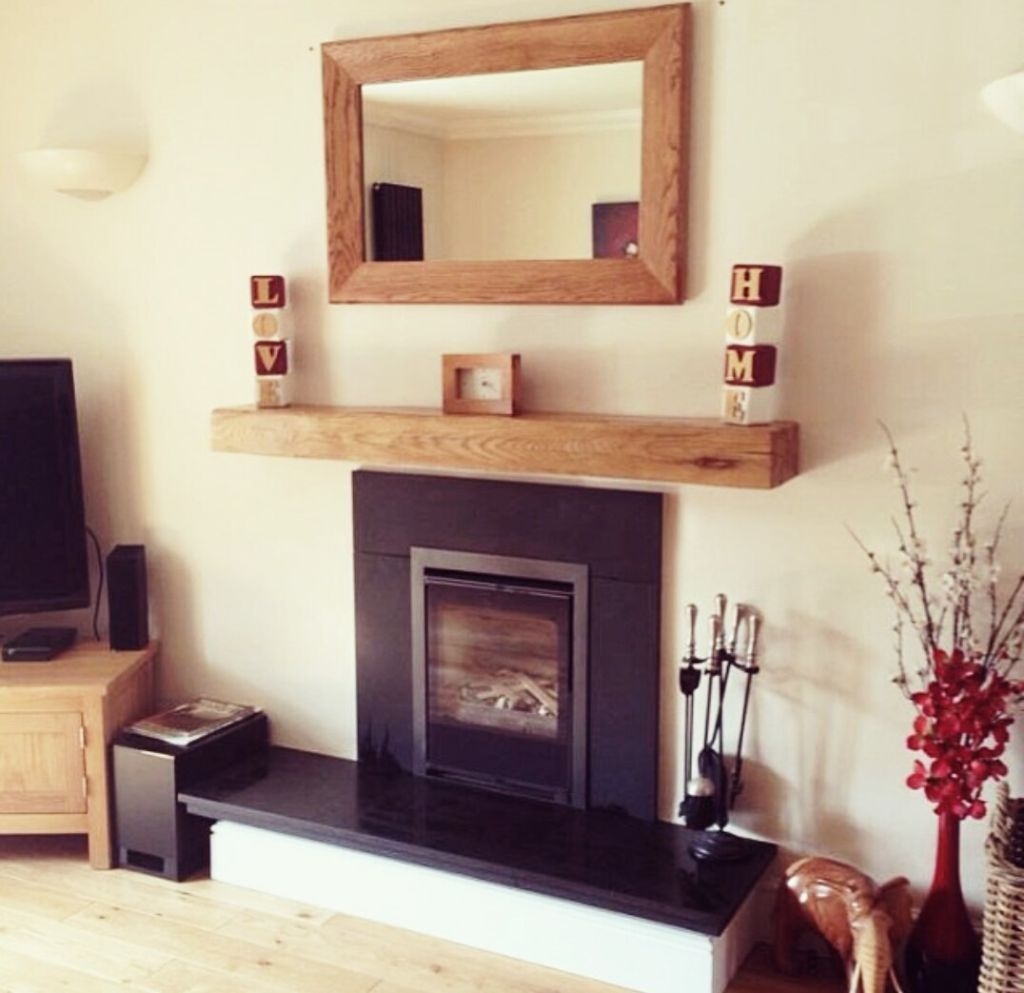 oak beam fireplace gas fire google search fireplaces