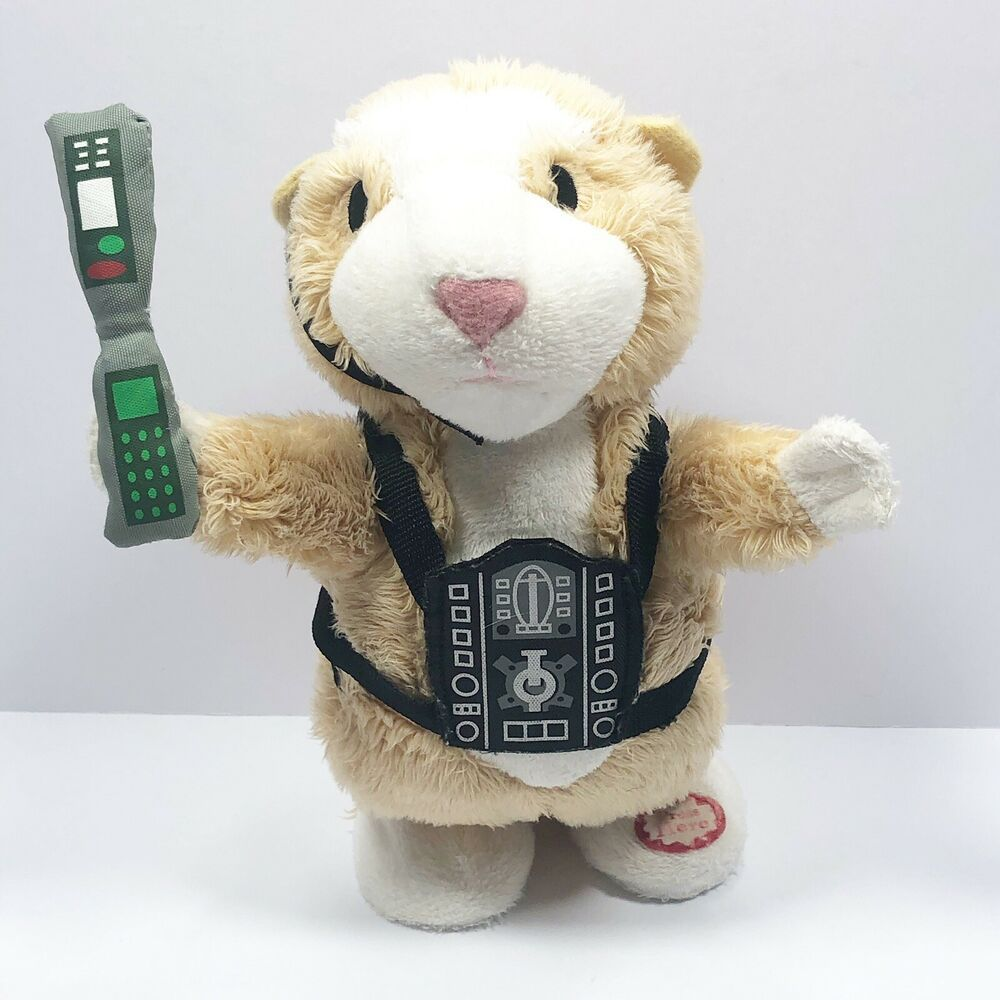 Disney G Force Mission Accomplishment Darwin Animated Plush Toy Figure 6 Ebay Animated Plush Plush Toy Toy Figures