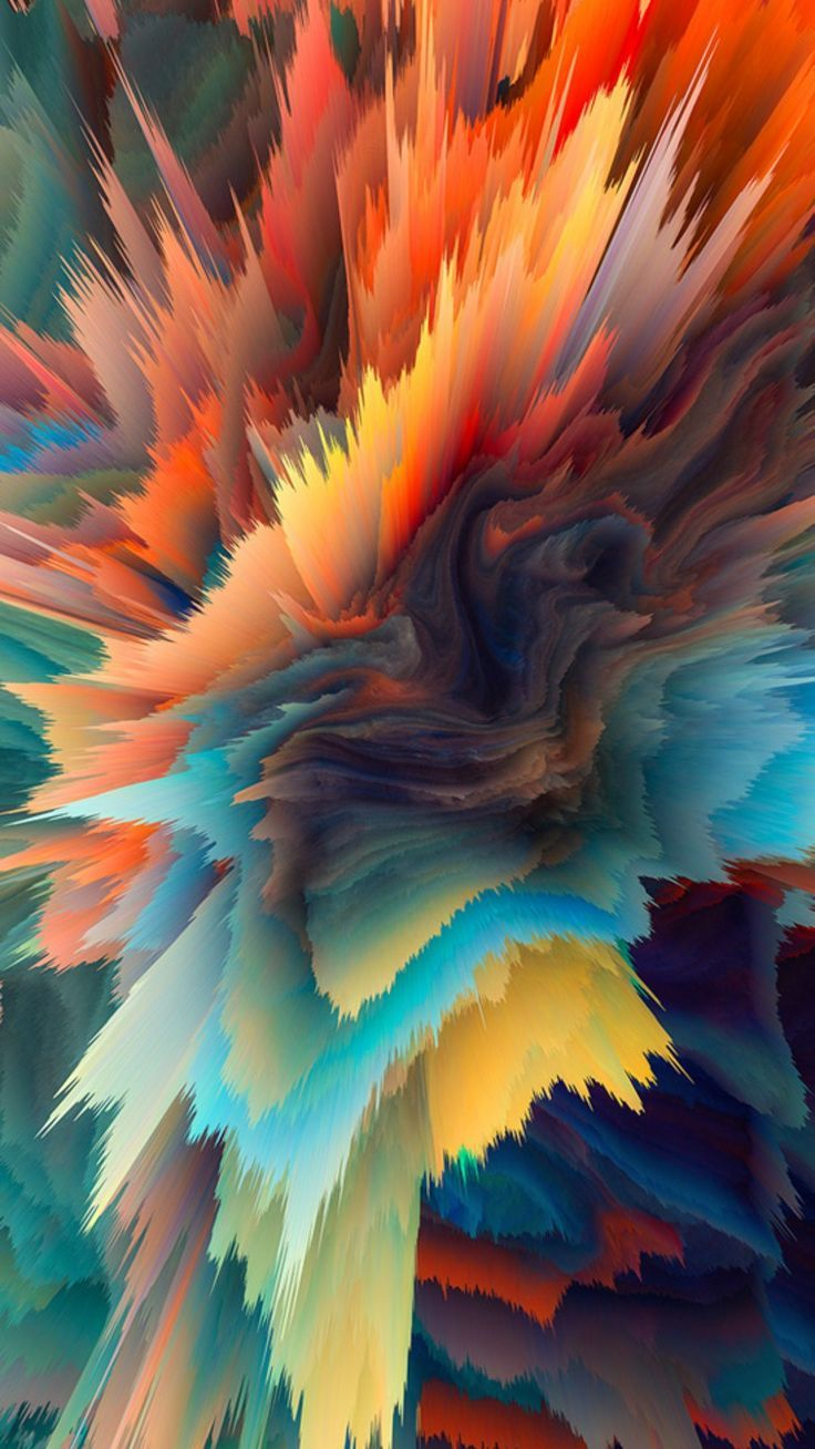 Abstract Wallpaper #10 for iPhone and Android