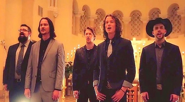 Home Free Vocal Band's Version Of 'O Holy Night' Is Amazing ...