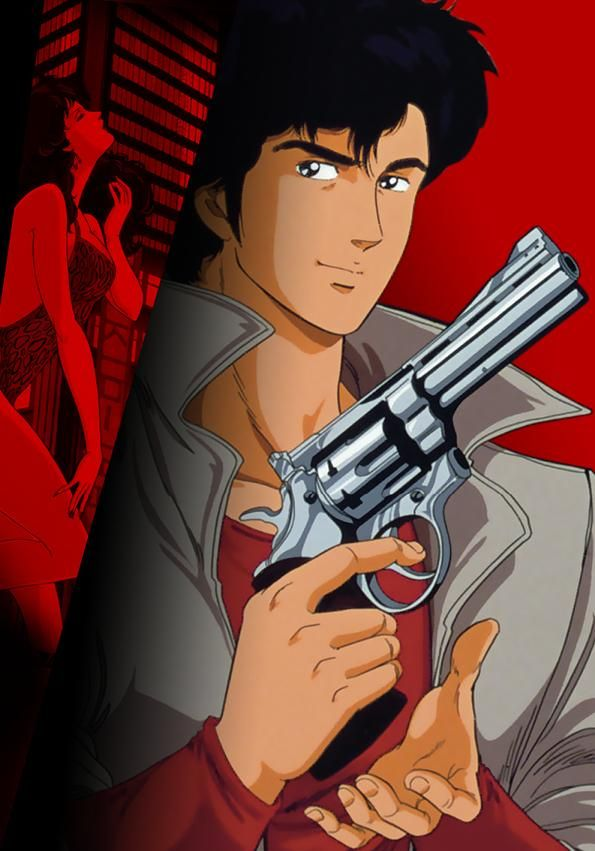 City Hunter Private Eyes Vostfr Streaming : hunter, private, vostfr, streaming, Hunter, Ideas, Hunter,, Anime
