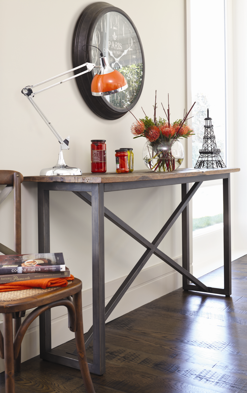 Rila Hall Table by Synargy from Harvey Norman New Zealand | rustic ...