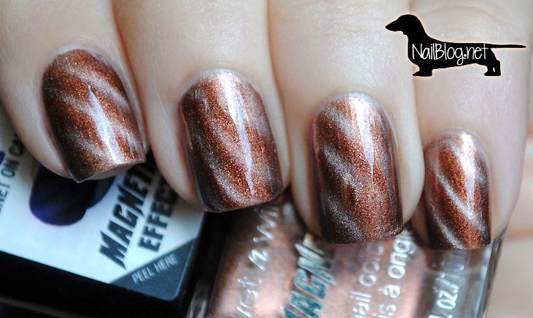 Colorful Wet N Wild Magnetic Nail Polish Vignette - Nail Art Design ...