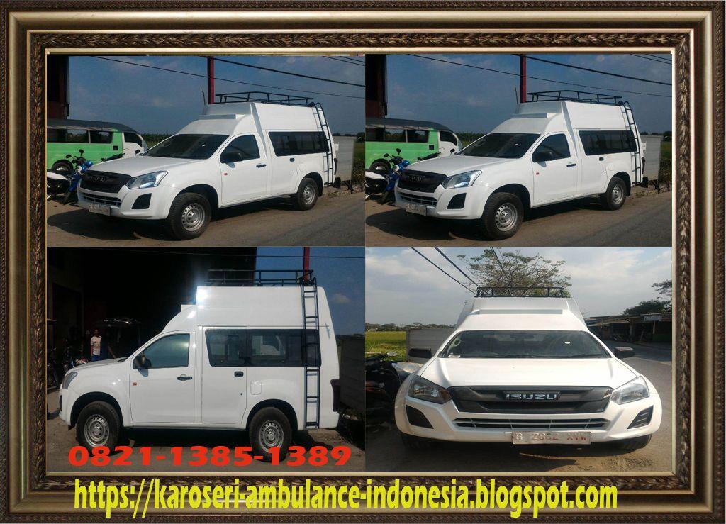 Ambulance Isuzu Tiagra Isuzu D Max Ambulance Daihatsu