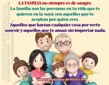 La familia y su importancia en las relaciones humanas :: Relación ...