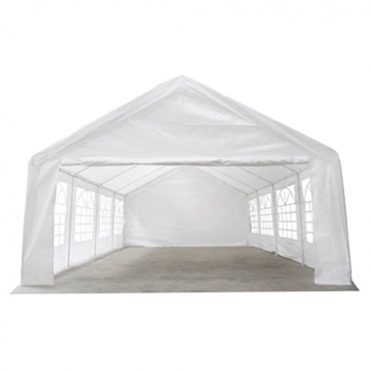 Party Tent Marquee 8 X 4 M Outdoor Gazebo Garden Wedding