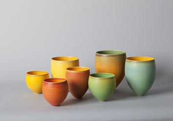 Pippin Drysdale's Ceramic Vessels