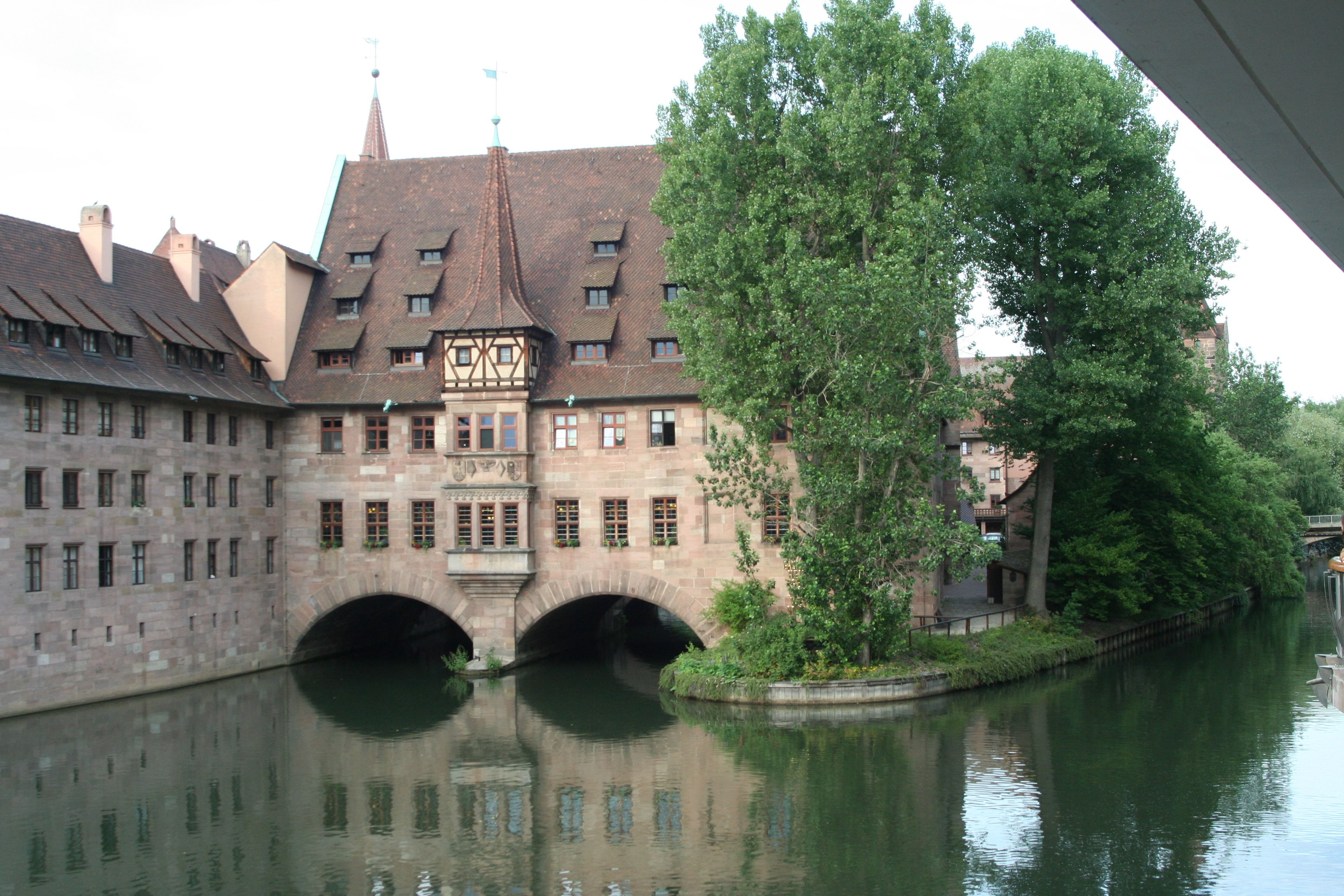 Nuremberg in the city