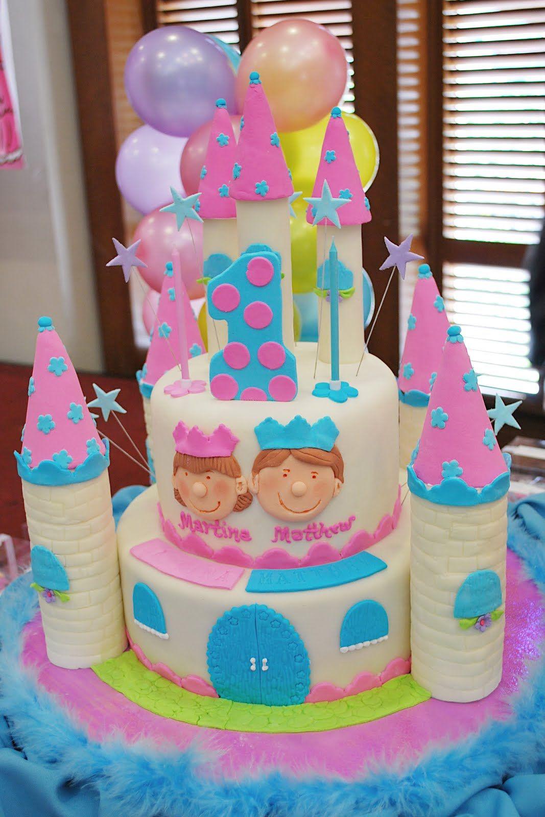 Prince And Princess Birthday Pink Apron S Kitchen Counter