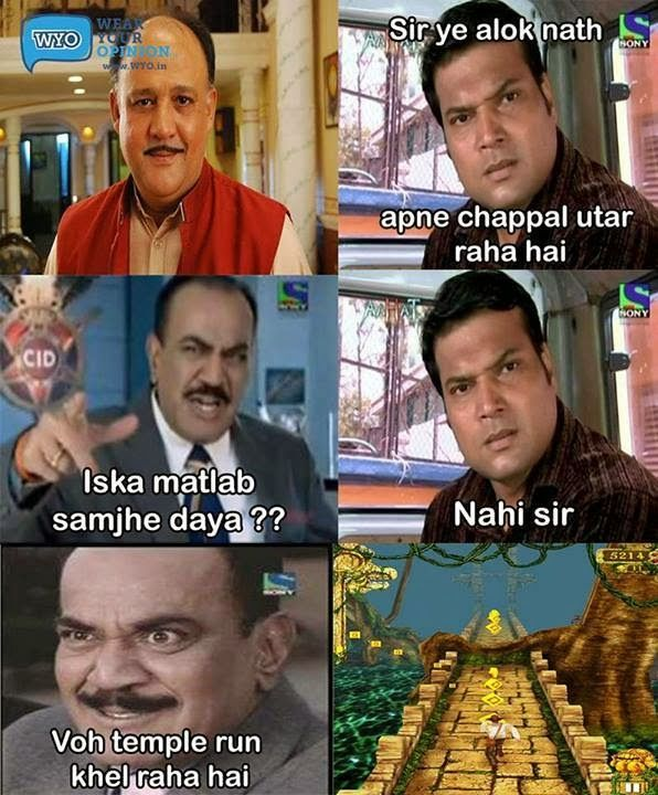 Alok Nath Jokes  Funny Facts, Funny Jokes In Hindi, Desi -2123