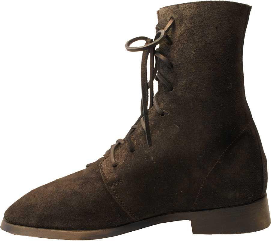 72648af9f7 Black half boot Left side