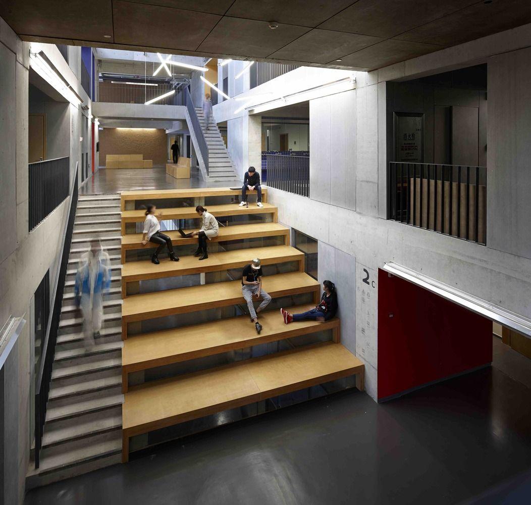 35 Urban Interior Design Ideas: Gallery Of Youth Community Center / META-Project