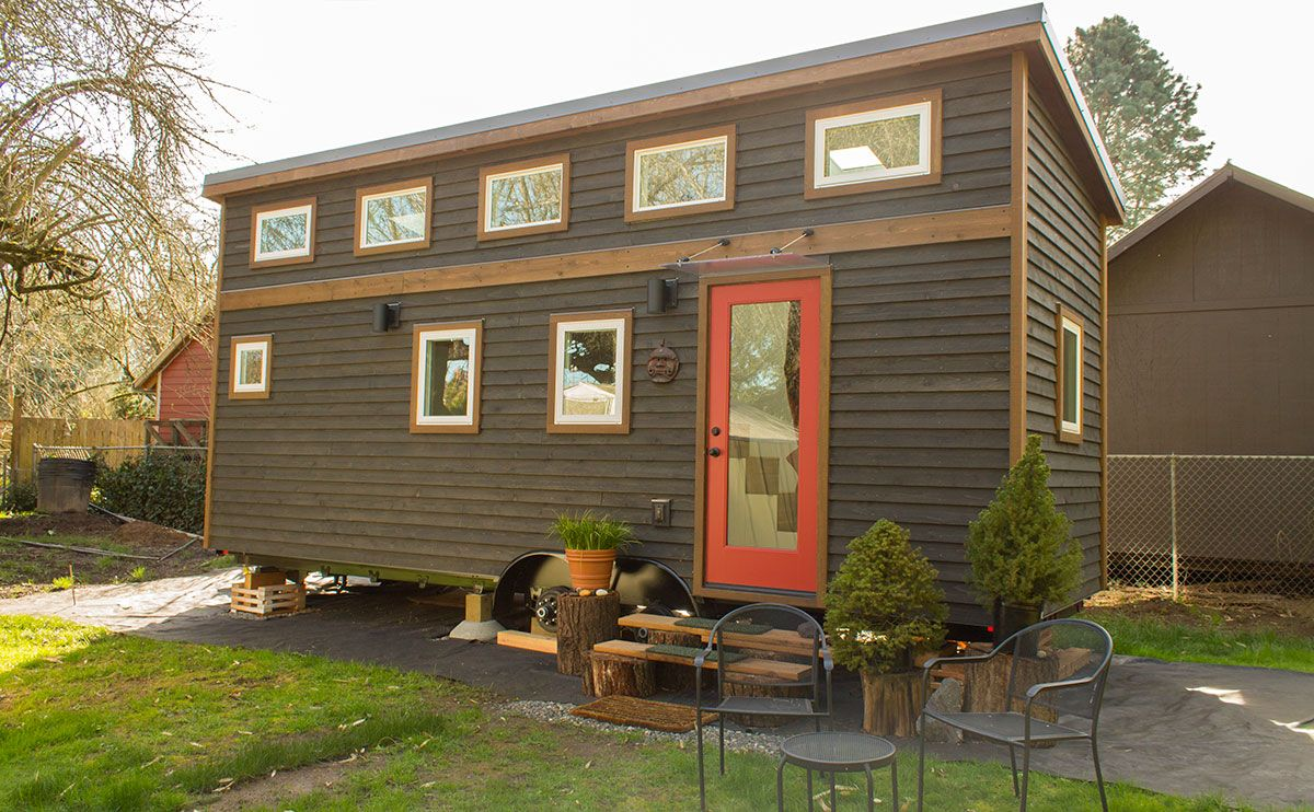 nice house builders oregon #10: PAD is a Tiny House design and Build company based in Portland,