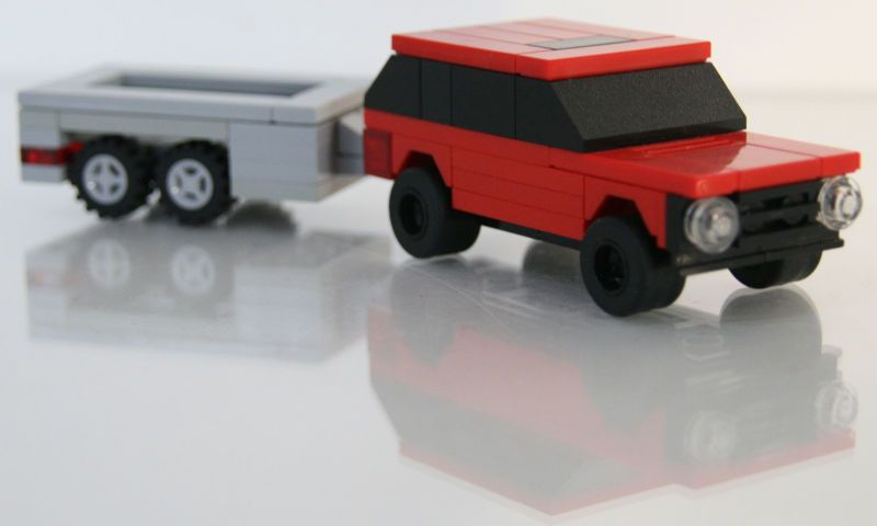 These Lego cars are small and perfect | Lego