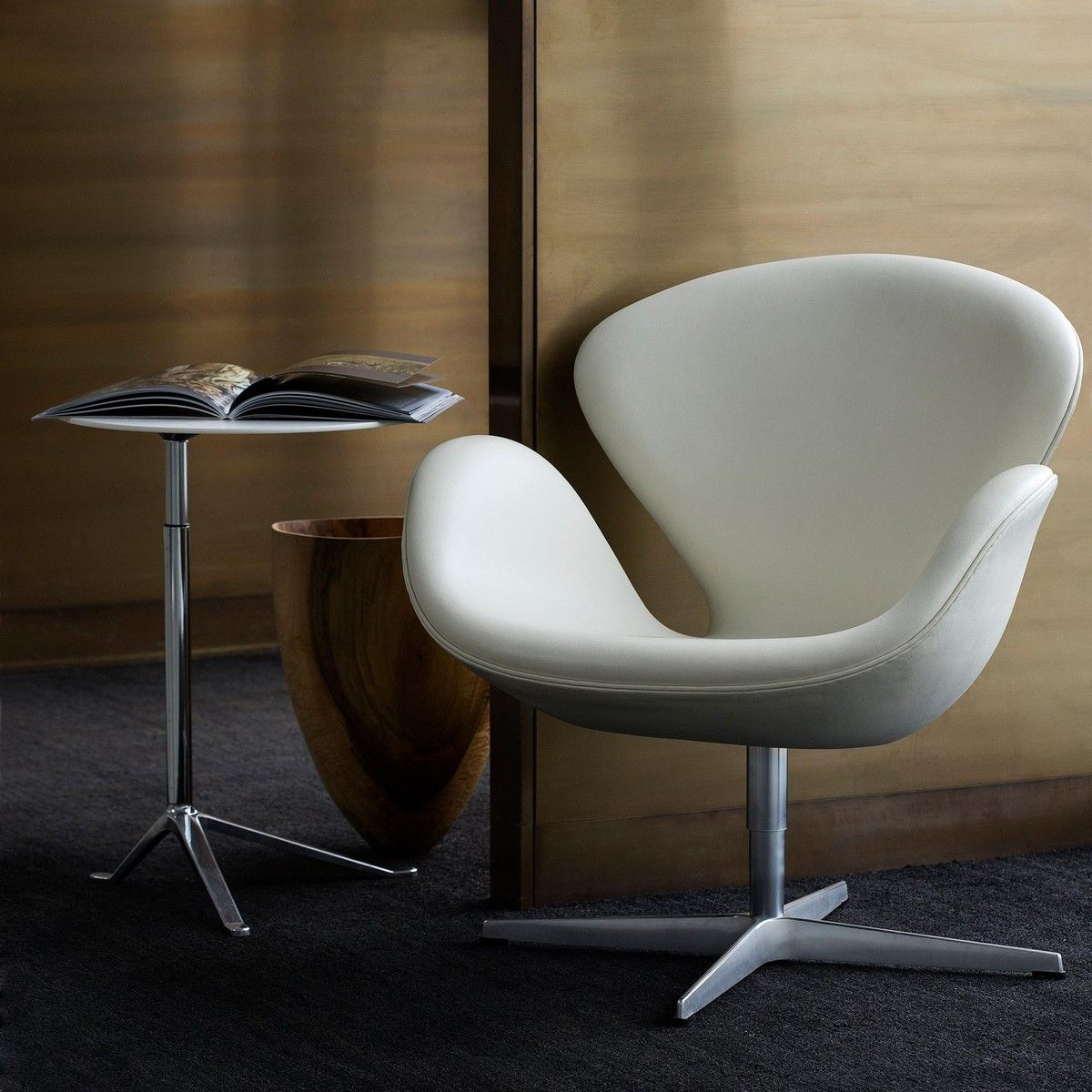 Swan Sessel Swan Chair Sessel Leder Home Pinterest Swan Chair Chair