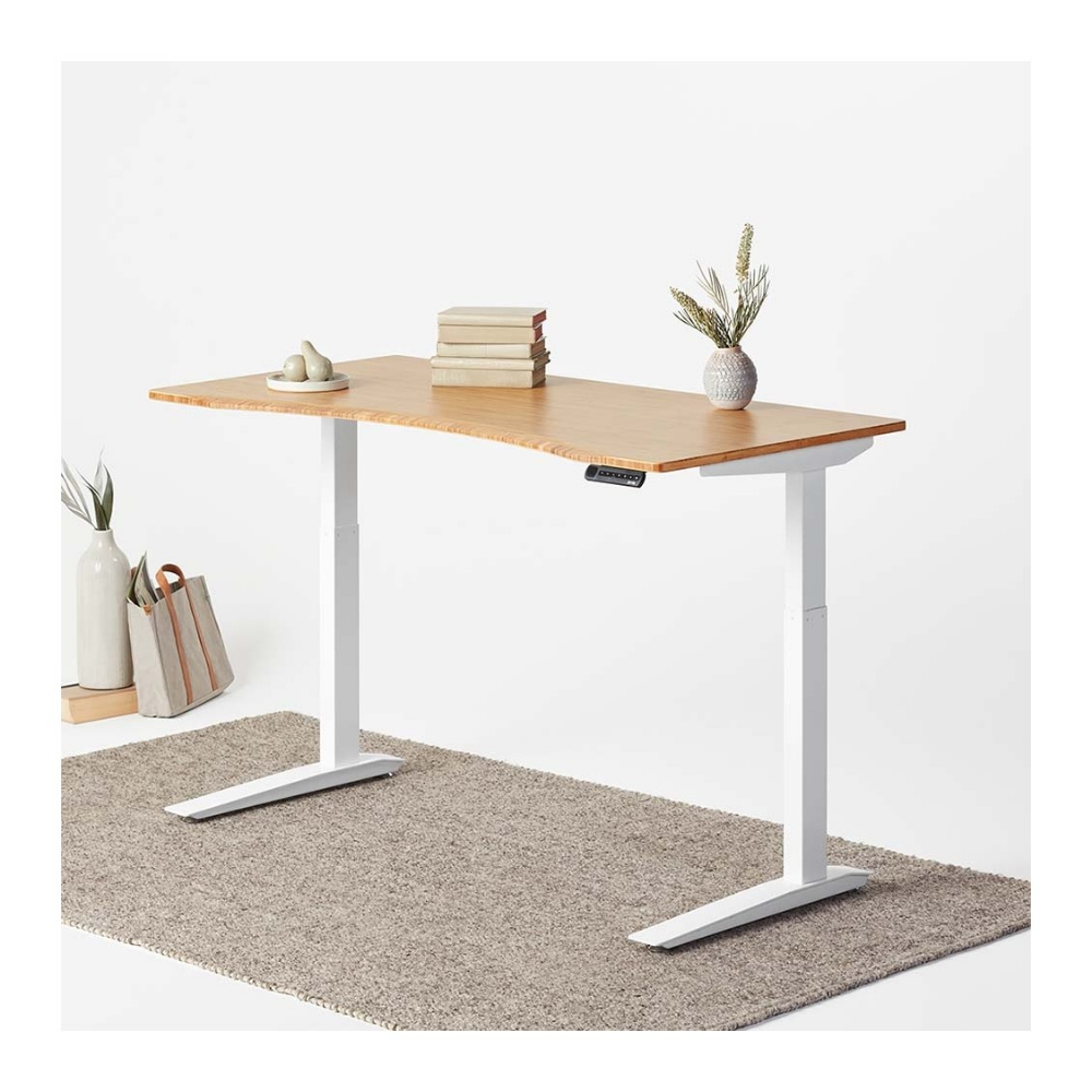 Jarvis Bamboo Standing Desk In 2020