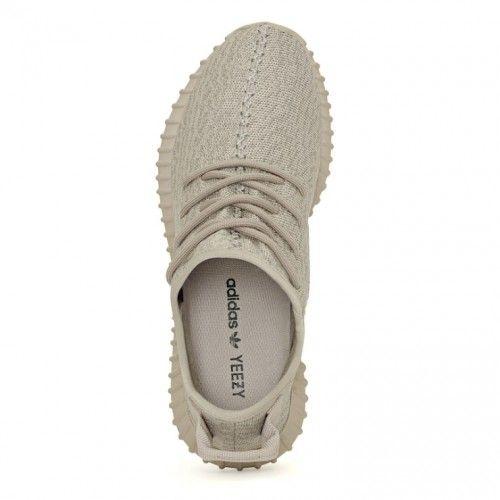 25621bb3540a Authentic AQ2661 Adidas Yeezy 350 Boost Light Stone Oxford Tan-Light Stone  (Men Women)
