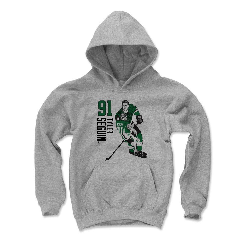 Tyler Seguin Mix G Dallas Officially Licensed NHLPA Youth Hoodie S-XL