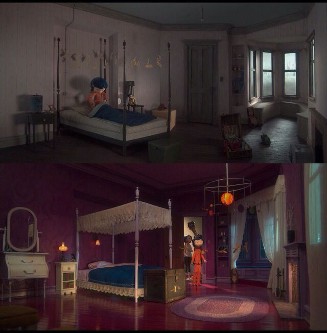 Coraline S Room Coraline Coraline Movie Coraline Jones
