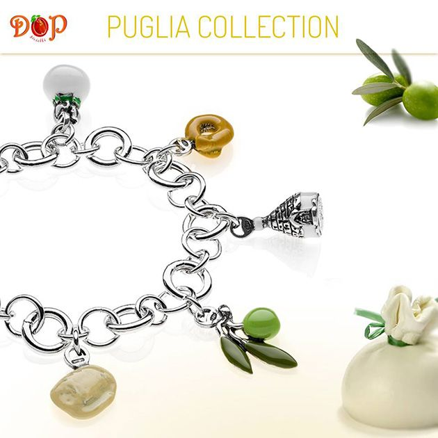 Gioielli Dop, un bracciale per sentirsi in Puglia