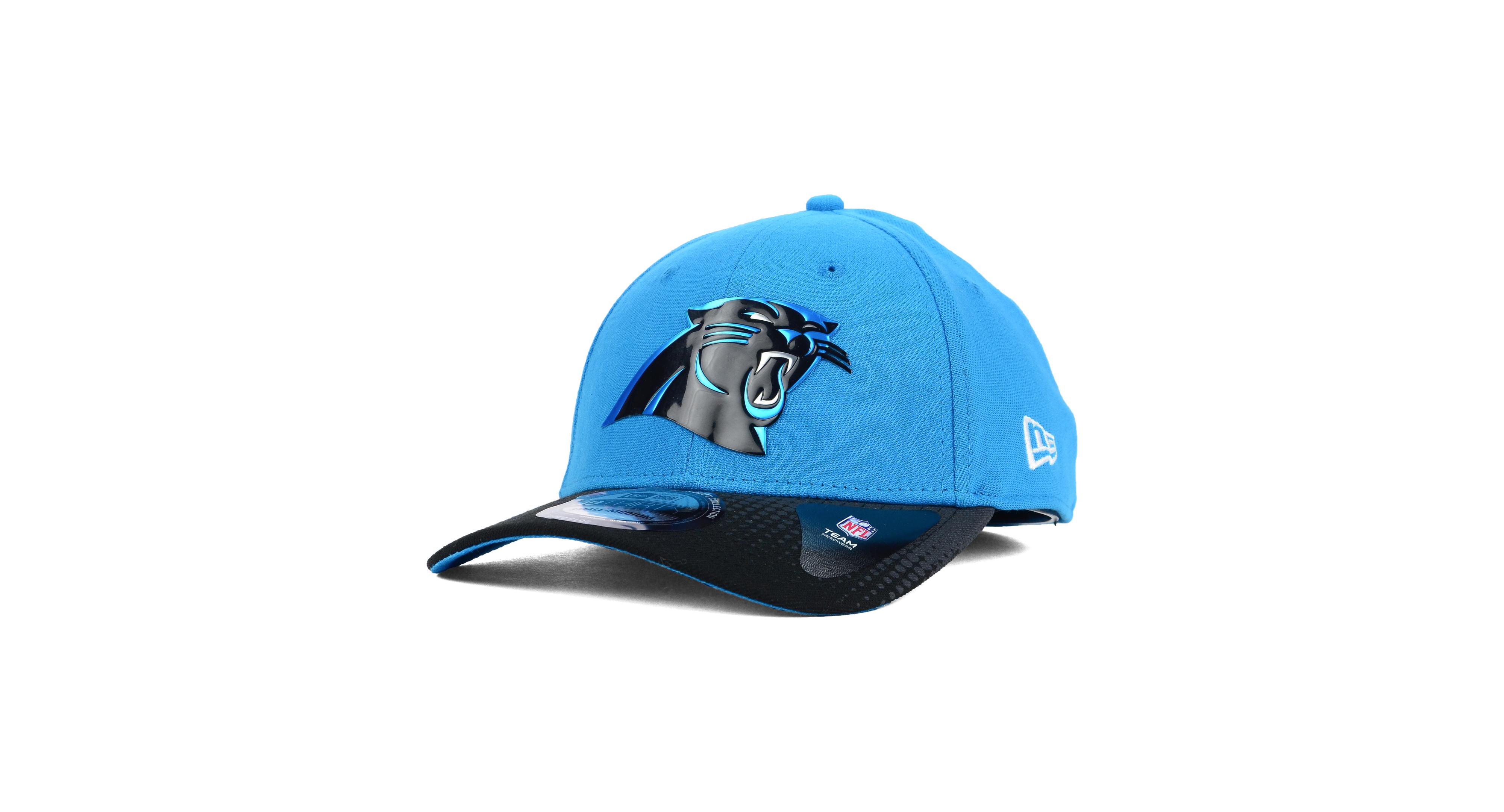 timeless design c5674 1c8d3 New Era Carolina Panthers 2015 Nfl Draft 39THIRTY Cap